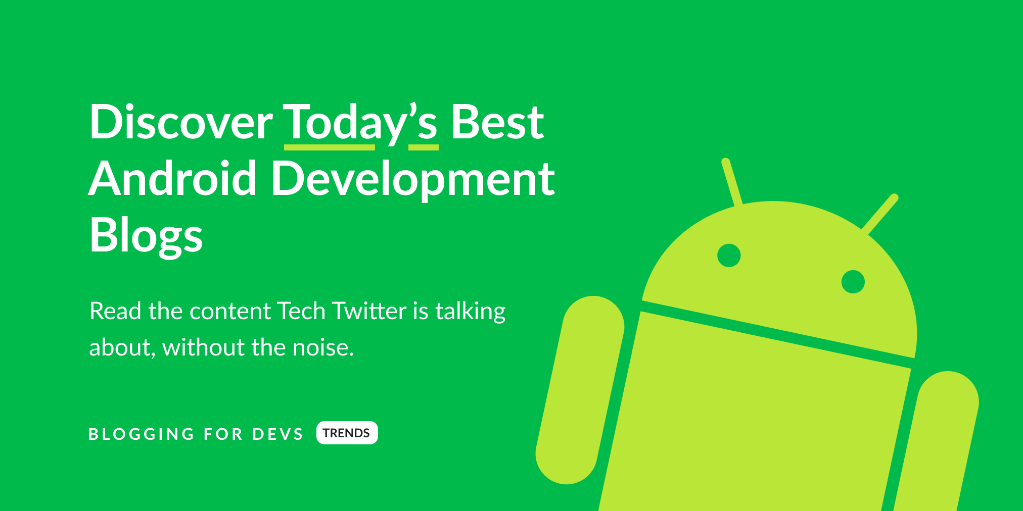 Best Android Development Blogs