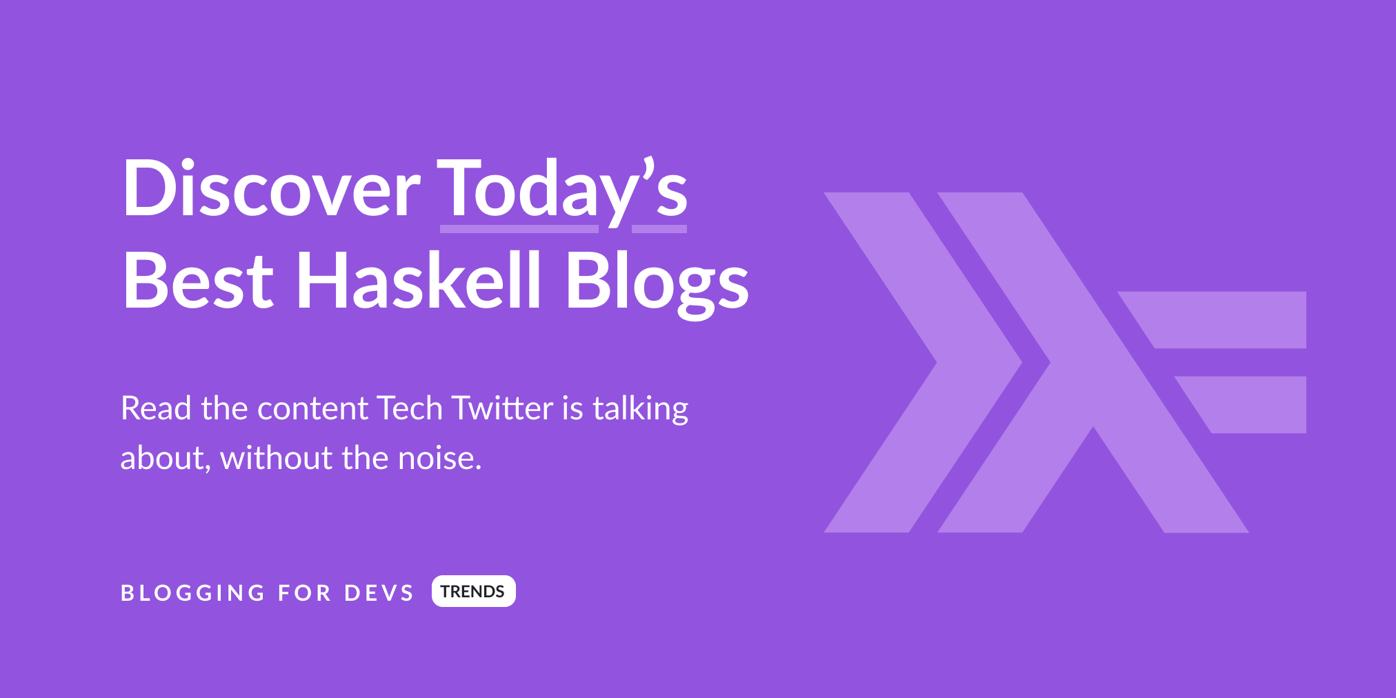 Best Haskell blogs