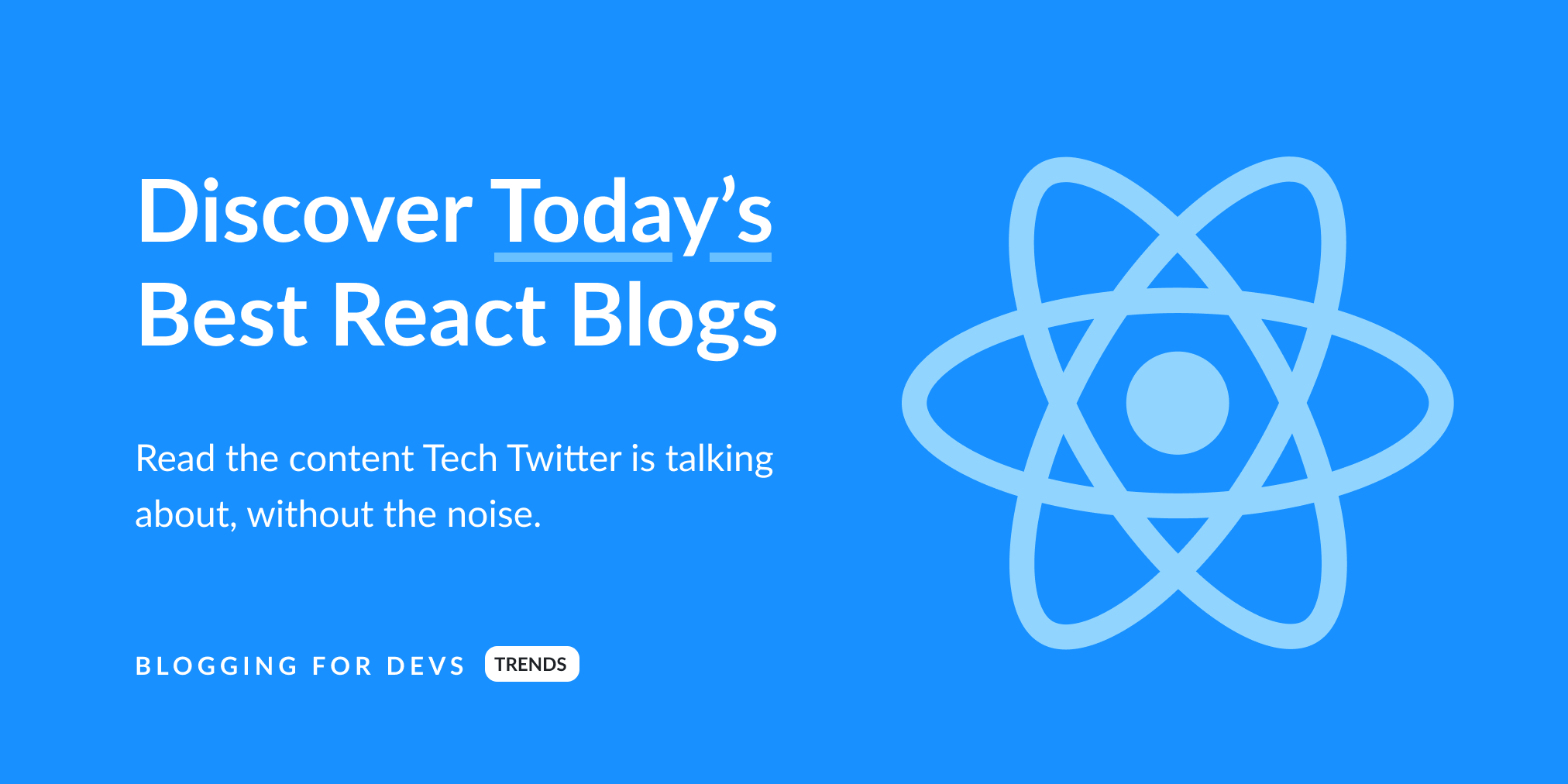 Best React blogs